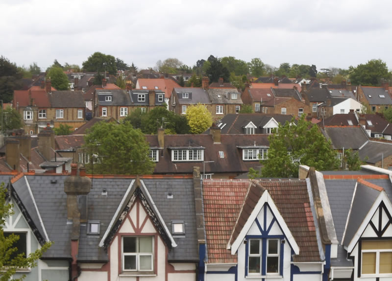 Finchley Roofs