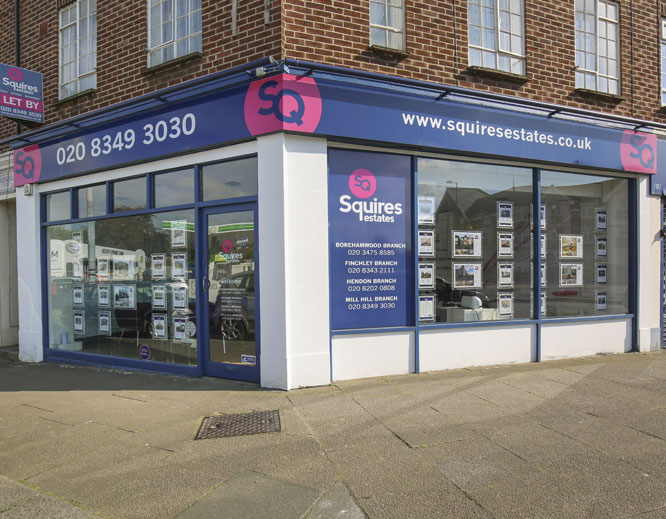 Mill Hill Office